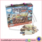 Grafix Motion Fun 3D Lenticular Puzzle : Pirate Puzzle 30 pieces จิ๊กซอว์ภาพเคลื่อนไหว 30 ชิ้น โจรสลัด