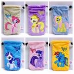 ถุงผ้าม้า Pony 6 สี