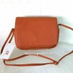 H&M Cross Body Bag กระเป๋าสะพายข้าง หนังสวย ใบเล็กกระทัดรัด อยู่ทรง