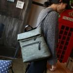 BG7204 กระเป๋าเป้หนังช้าง+ใบเล็ก 350บ.
