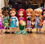 ตุ๊กตา Disney Animators' Collection Doll ขนาด 18 นิ้ว