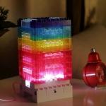 โคมไฟตัวต่อเลโก้ DIY <พร้อมส่ง>