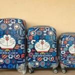 กระเป๋าเดินทางล้อลาก โดเรมอน มี 3 ขนาด