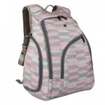 Ecosusi กระเป๋าเป้ ขนาดใหญ่ ใส่สัมภาระสำหรับคุณแม่ มาพร้อมแผ่นรองเปลี่ยนผ้าอ้อม, สายคล้องรถเข็น, ช่องเก็บความร้อน-เย็น ทั้งสองด้าน (Ecosusi Travel Large Backpack Diaper Bag for Girl with Changing Pad, Stroller Strap,Insulated Side Pockets)