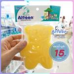 ฟองน้ำถูตัวเด็กรูปหมี ATTOON