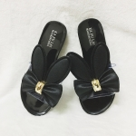 รองเท้าแตะ กระต่ายน้อย น่ารักๆ ไซส์ปกติ 37-40 รุ่น KR0582