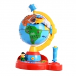 ของเล่นลูกโลกมีเสียง เรียนรู้เมือง-ประเทศต่างๆ