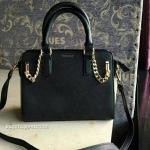กระเป๋า Topshop ใบสีดำ ทรงสวย หนัง PU คุณภาพดี ออกแบบได้ มีสไตล์สุดเก๋อินเทรนด์