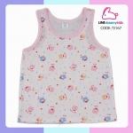 เสื้อกล้ามเด็ก size 6-9 m (แพ็ค 12 ตัว)