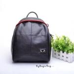 กระเป๋าสะพายเป้หนังนิ่ม สัมผัสคล้ายหนังแท้ สไตล์ Fendi by magic bag ทรงสวย 1190 ส่งฟรี ems