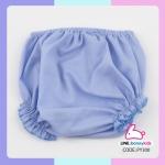 กางเกงทารกขาจั๊ม ผ้าป่าน (แพ็ค 12 ตัว)