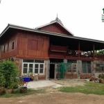 บ้านเดี่ยวไม้สัก 2ชั้น 400ตรว. เทศบาลท่าโขลง คลองหนึ่ง คลองหลวง ปทุมธานี