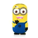 SALES!!! DESPICABLE ME MINION IPHONE6 PLUS SILICONE CASE หน้ากากไอโฟน6พลัส เคสซิลิโคน มินเนี่ยน พร้อมส่ง