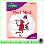 Read Write Inc. Phonics : 3B Red Ned , Oxford Reading by Ruth Miskin หนังสือโฟนิกส์ สอนการออกเสียง ออกซ์ฟอร์ด