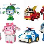 ตุ๊กตาหุ่นยนต์ poli car
