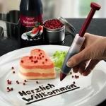 ปากกาซิลิโคนเขียนหน้าเค้ก