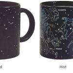 แก้วเปลี่ยนภาพตามอุณหภูมิ ลายกลุ่มดาว constellation mug < พร้อมส่ง >