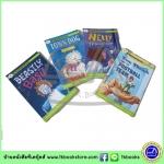 Oxford Reading : 4 All Stars Chapter Books Collection เซตหนังสือหัดอ่านภาษาอังกฤษ 4 เล่ม