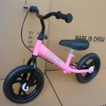จักรยานทรงตัว จักรยานเด็ก - Balance Bike แถมฟรีหมวกและอุปกรณ์เซฟตี้