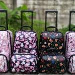 """กระเป๋าเดินทางลาย Hello Kitty ชุด set 2 ใบ 16"""" และ 12 นิ้ว"""