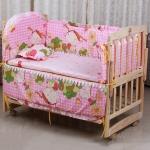 ชุดเครื่องนอนในเปลเด็ก (ไม่รวมเปลไม้)