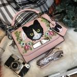 กระเป๋าถือ สะพาย ปักน้องแมว น่ารัก ALDO Corvara Handbag