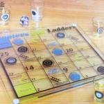 เกมส์บันไดงู แก้วช็อต ของเล่นในวงเหล้า <พร้อมส่ง>