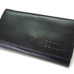 กระเป๋าพวงกุญแจหนังแท้ EDWIN