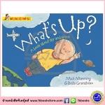 Franklin Watts WonderWise Informative Book : What's Up? หนังสือชุดมหัศจรรย์ความรู้