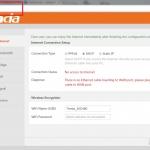 การเซตค่า Tenda W304RV5 New Firmware โหมด WISP