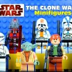 ชุดมินิเลโก้ฟิกเกอร์ Starwars The Clone Wars set2