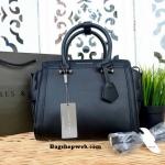 กระเป๋า CHARLES & KEITH TRAPEZE BAG 2016 สีดำ ราคา 1,490 บาท Free Ems