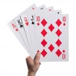 ไพ่ยักษ์ Jumbo playing card
