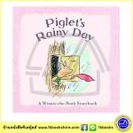 Winnie the Pooh Story Book : Piglet's Rainy Day บอร์ดบุ๊คส์หมีพูห์ วันฝนตกของพิกเลต