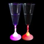 แก้วไวน์เปลี่ยนสี LED
