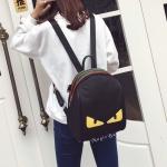 กระเป๋าเป้ magic bag แฟชั่นสไตล์ Fendi รุ่นใหม่ล่าสุด ผ้าไนล่อนเนื้อหนา จุของได้เยอะ ราคา 990 ส่งฟรี ems
