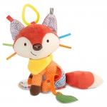 ตุ๊กตาโมบายผ้าเสริมพัฒนาการ รูปสุนัขจิ้งจอก SKK Baby รุ่น BANDANA BUDDIES activity toy - Fox