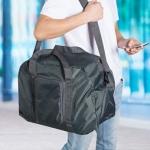 กระเป๋าเดินทางพับเก็บได้ ใบใหญ่ จุของได้เยอะ น้ำหนักเบา พกพาสะดวก ผลิตจากไนล่อนกันน้ำ เหมาะสำหรับเดินทาง ท่องเที่ยว