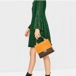 Zara satchel bag with handle ทรงเก๋ที่กำลังฮิตสุดๆ ในตอนนี้