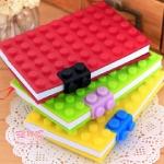 สมุดโน็ต Lego Blocks <พร้อมส่ง>