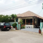 บ้านเดี่ยว 1 ชั้น 82 ตรว. หมู่บ้านมณฑา5 บ้านกุ่ม เมืองเพชรบุรี