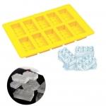 แม่พิมพ์ซิลิโคน Lego Silicone Mold สำหรับฟรีซเก็บอาหารเด็กในตู้เย็น Nana Baby