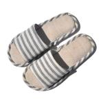 รองเท้าแตะผ้าฝ้าย(ลายสีฟ้า)
