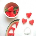 พิมพ์กดผลไม้ และ ขนม รูปหัวใจ