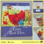 Ladybird Classic Tales : The Little Red Hen นิทานเลดี้เบิร์ด แม่ไก่สีแดง