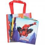 Marvel 4 Super Story Books Bag Set มาร์เวล ซุปเปอร์ฮีโร่ Avengers Iron Man Spiderman Captain America