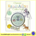Classic Read-Along Collection : 6 Favorite Fairy Tales for Early Readers รวมเทพนิยาย 6 เรื่องพร้อมซีดี