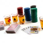 เกมส์ Poker แก้วช็อต <พร้อมส่ง>