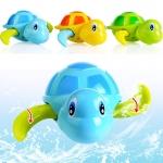 ของเล่นลอยน้ำ เต่าน้อยว่ายน้ำ ไขลาน NanaBaby