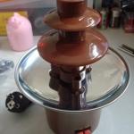 เครื่องทำช็อกโกแลตฟองดู